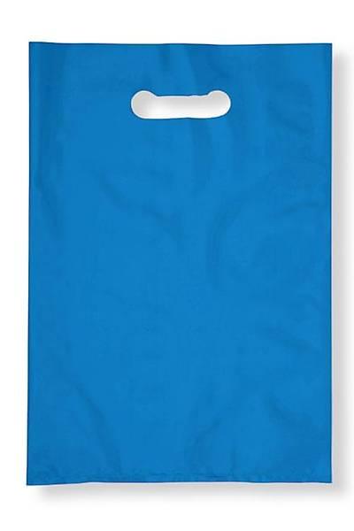 Mevlüt Setleri için, El Geçmeli Blok Poþet, 20 x 30 cm, Mavi