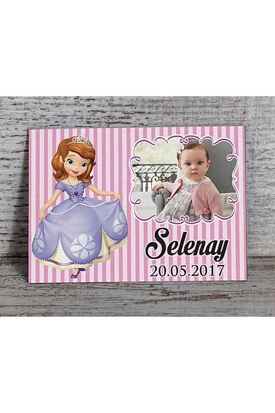Prenses Sophia Temalý, Fotoðraflý Magnet