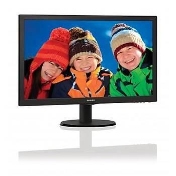 """PHILIPS V-Line 223V5 21,5"""" - 54,6 cm LCD Monitör"""