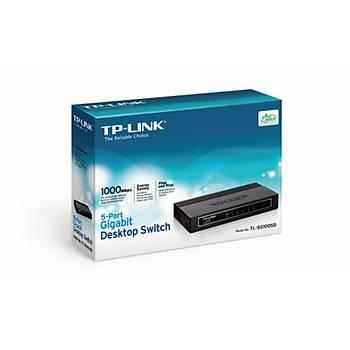 Tp-Link TL-SG1005D 5 Port 10/100/1000 Gigabit Switch