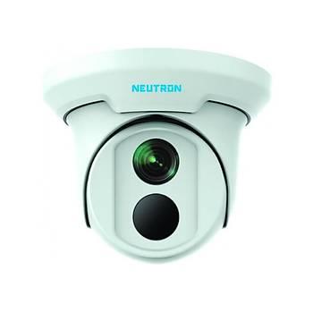 Neutron IPC3614SR3-DPF28 4 Megapiksel Dome IP Kamera
