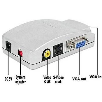 VGA to AV Dönüþtürücü