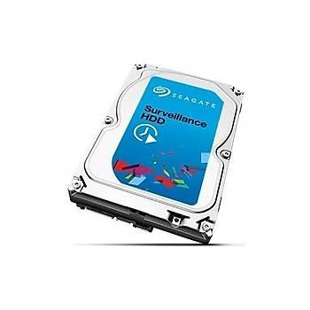 """Seagate SV35 6TB 3.5"""" 7200RPM Sata 3.0 64Mb 7x24 Güvenlik Diski (ST6000VX0001)"""