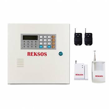 Reksos RT-244 Kablosuz Alarm Seti