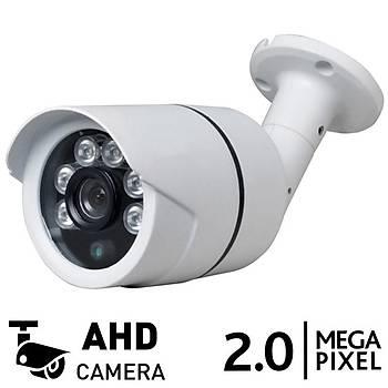 OEM 7066 2.0mp AHD Güvenlik Kamerasý (1080p)