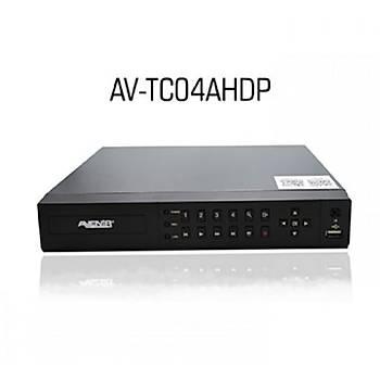 Avenir AV-TC04AHD-P 1080p 4 Kanal DVR Kayýt Cihazý