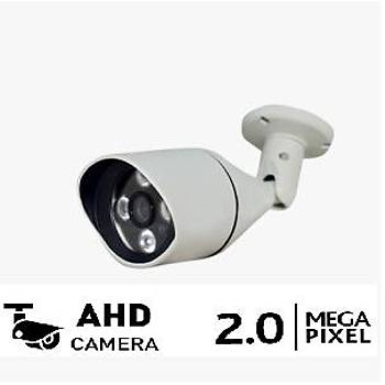 OEM OX 1004 2.0mp AHD Güvenlik Kamerasý (1080p)