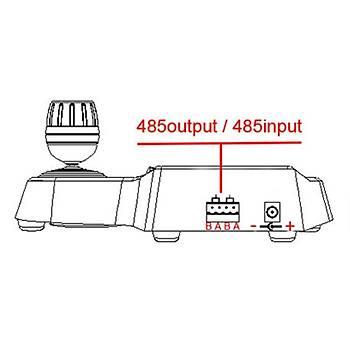 OEM AHHD Speed Dome Klavyesi BG-KYB01