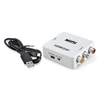 HDMI to AV Dönüþtürücü