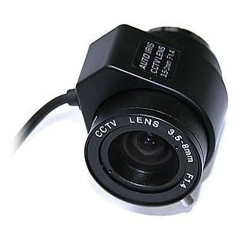 3.5-8mm Auto Iris Lens
