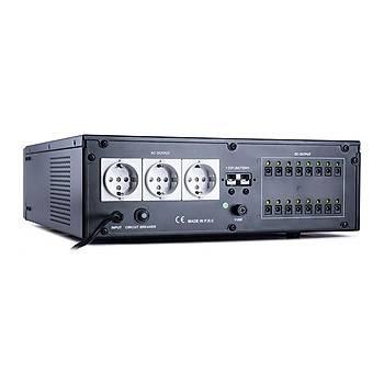 CCTV Güvenlik Sistemleri UPS (Güç Kaynaðý)