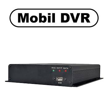 BEGAS Mobil AHD DVR M01 - VINN Destekli