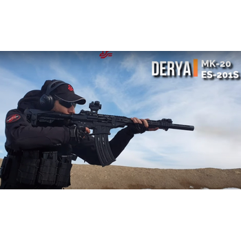 DERYA MK-20 ES-201S ÞARJÖRLÜ AV TÜFEÐÝ 20 CAL