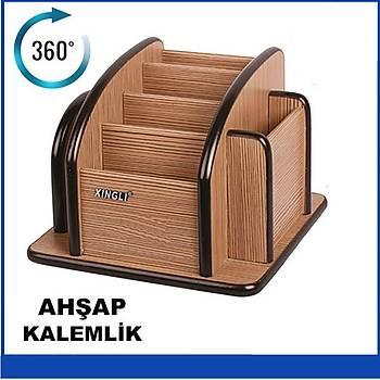 AHŞAP KALEMLİK