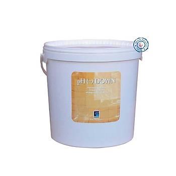 Toz pH Düþürücü Havuz suyunun pH Dengelemesi Ýçin