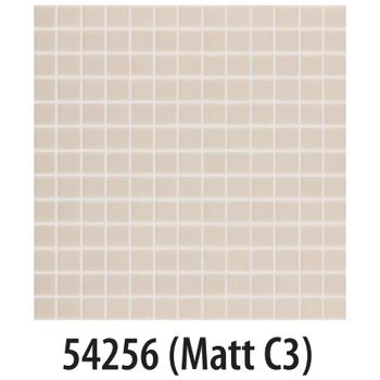 ASTRAL Havuz Cam Mozaikleri Beyaz Serisi 54256 (Matt C3)