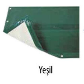 ASTRAL Intersup Kýþ Havuz Örtüsü - Ölçü: 5 x 10 m - Yeþil