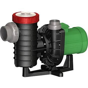 Nozbart - Huzur Serisi - Ön Filtreli Termoplastik Su Pompasý 1,5 hp MONOFAZE