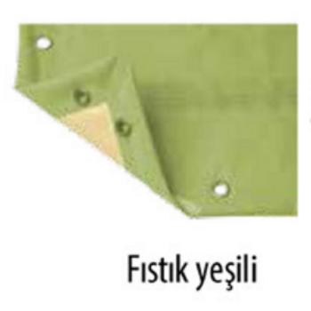 ASTRAL Intersup Kýþ Havuz Örtüsü - Ölçü: 5 x 10 m - Fýstýk Yeþili
