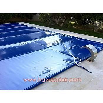 Covertec Havuz Örtüsü - Elden Motorlu