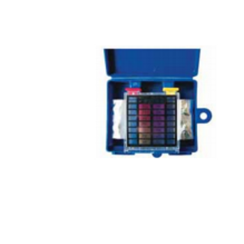 ASTRAL  Serbest Klor ve pH test kitleri- Haplý test kiti
