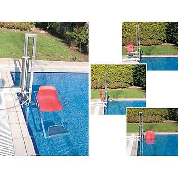 Engelli Havuz Asansörü - Hidrolik