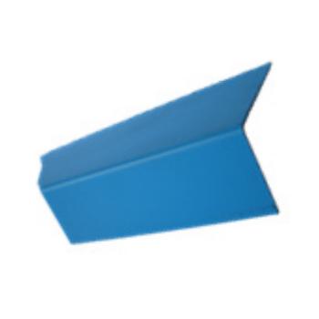 ASTRAL Elbe Blue Line Paslanmaz Çelik Plaka 1,2mm Mavi