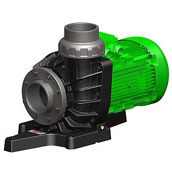 Nozbart - Süper Tufan Serisi - Önfiltresiz Trifaze Termoplastik Su Pompasý - 12,5 HP