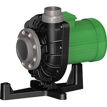 Nozbart - Huzur Serisi - Ön Filtresiz Termoplastik Su Pompasý 2 hp MONOFAZE