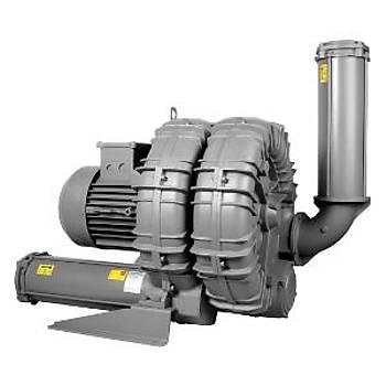 FPZ Satrifüj Tip Kanallý Çift Kademeli Blower Model: K06-TD Güç: 4 Kw