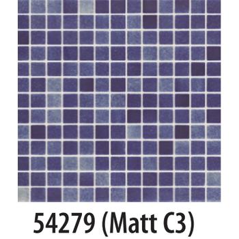 ASTRAL Havuz Cam Mozaikleri Kaymaz Serisi 54279 (Matt C3)