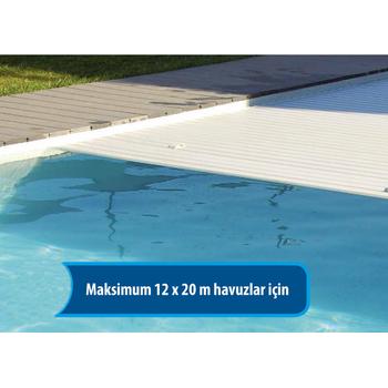 ASTRAL Otomatik Havuz Örtüsü ROUSSILLION II (su altý model) Ölçü: 5 x 10 m
