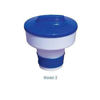Klor Dispenseri 6 Tablet Kapasiteli