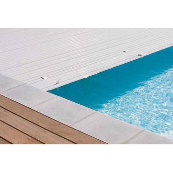 ASTRAL Otomatik Havuz Örtüsü ROUSSILLION II (su üstü model) Ölçü: 4 x 8 m