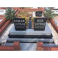Çift Kişilik özel yapım granit mezar