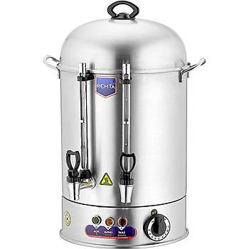 Remta 160 Bardak Gizli Rezistans Çay Makinesi