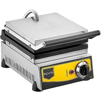 Remta Çiçek Model Waffle Makinasý Elektrikli 16 cm
