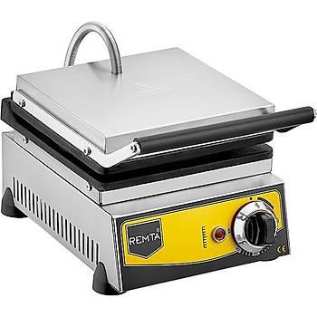 Remta Çiçek Model Waffle Makinasý Elektrikli 21 cm