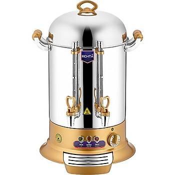 Remta 160 Bardak Gold Çay Makinesi