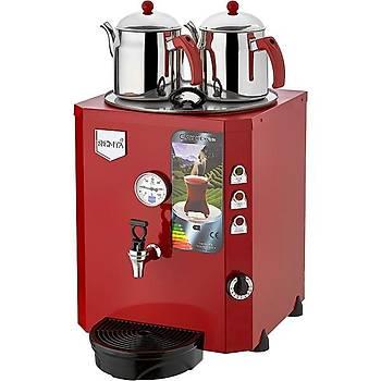 Remta 2 Demlikli Jumbo Çay Makinesi 23 lt