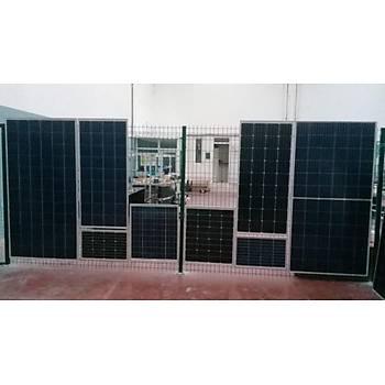 165W Poly Kristal Solar Panel