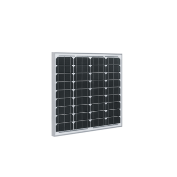 75W Mono Kristal Solar Panel