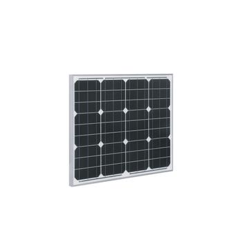 50W Mono Kristal Solar Panel