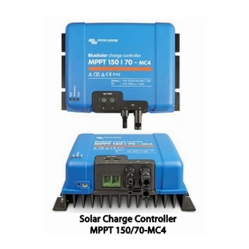 Charge Controllers PV MPPT 150/70-MC-4