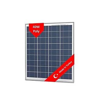 Ultrapower 40W Solar Panel
