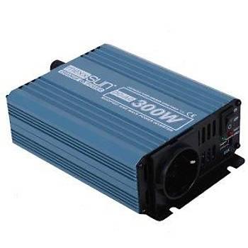 Mexxsun 12Volt 600Watt Modifiye sinüs Ýnverter