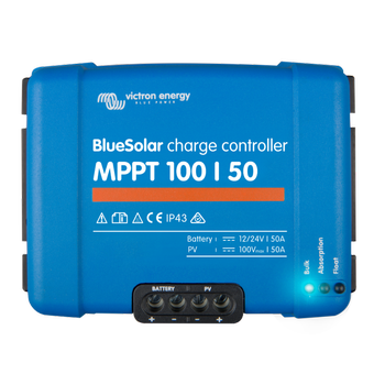 Charge Controller MPPT 100/50