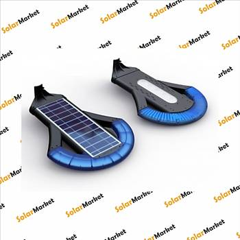 Solar Park-Bahçe Sokak Lambasý