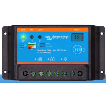 PWM-Light Charge Controllers 12/24V-20A