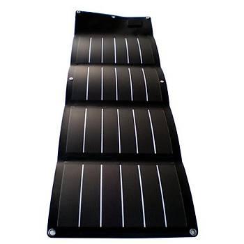 Taþýnabilir / Katlanabilir Güneþ Enerji Paneli 12W -18W -660A